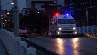 explosion, heridos, hospital, tailandia, investigacion, militar