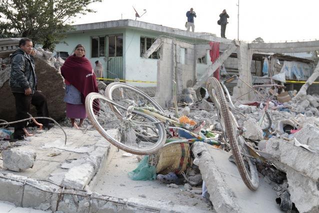 Puebla, Explosion, Cuetes, Pirotecnia, Estados, Lesionados