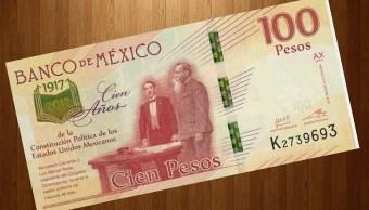 La mayoría de los billetes falsos provienen de la Ciudad de México (Twitter @okapi_88)