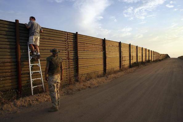 Frontera México, Estados Unidos, San Diego, California