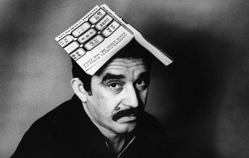 El escritor colombiano Gabriel García Márquez (Twitter: @_jeniwren)