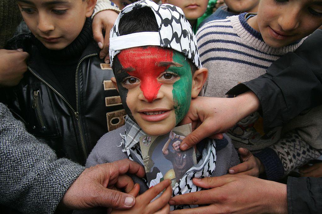Marwan Barghouti, Nelson Mandela, Israel, Palestina