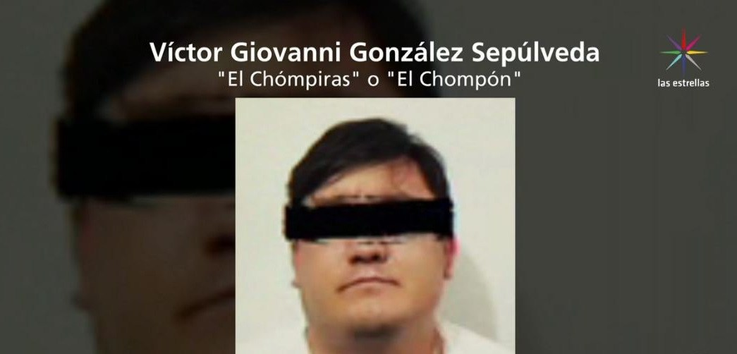 El Chómpiras, Víctor, Giovanni, González, Sepúlveda, PGR