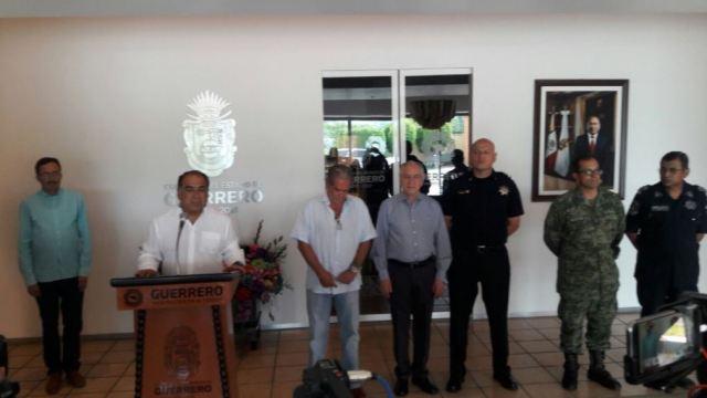 Fuerzas federales y estatales restablecen seguridad en San Miguel Totolapan, Guerrero