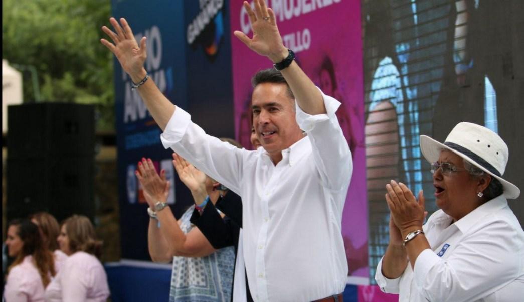 Resultado de imagen para Guillermo Anaya, candidato a la gubernatura de Coahuila.