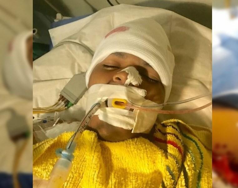 Hecder Lugo (20 años) murió tras ser herido en una manifestación de la oposición