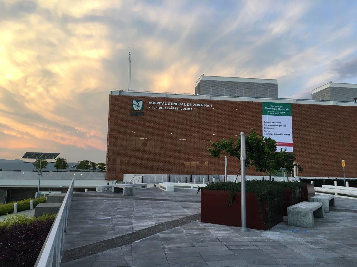 Hospital Materno Infantil del IMSS en Colima