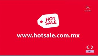 noticias, televisa, Hot Sale, mayor venta, internet, ofertas
