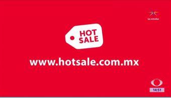 noticias, televisa, Hot Sale, mayor venta, internet, ofertas