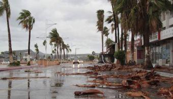 Clima, lluvias, huracanes, SMN, Pacífico, Atlántico