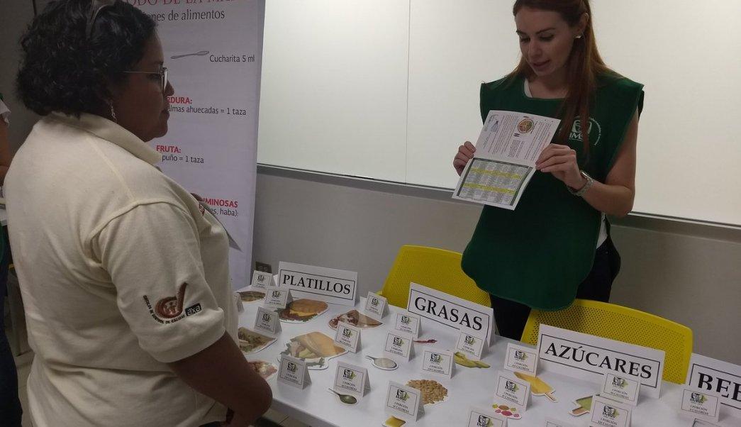 IMSS, Nuevo León, modelo preventivo, salud, enfermedades, trabajadores