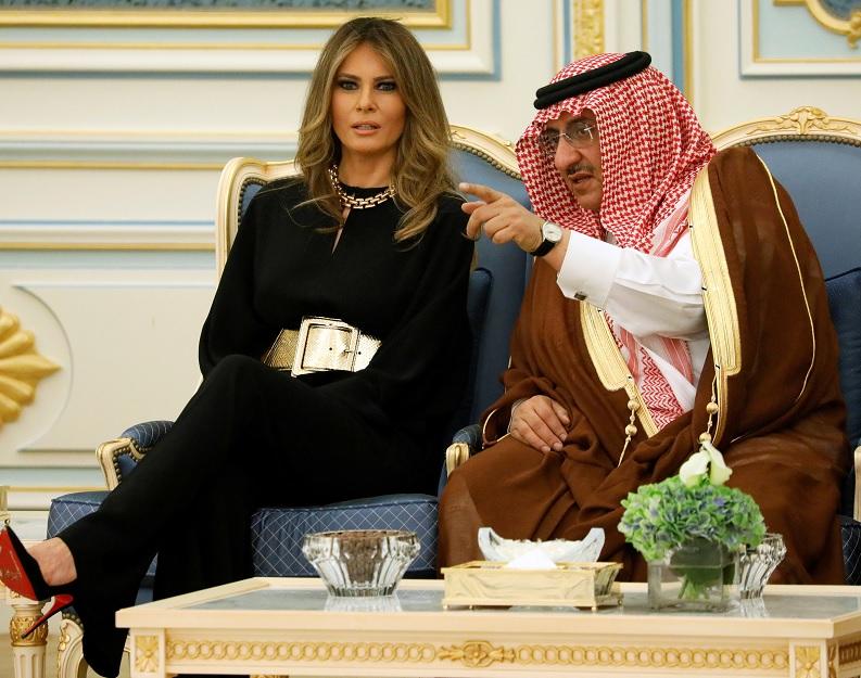 Trump firma acuerdo de cooperación antiterrorismo en Arabia