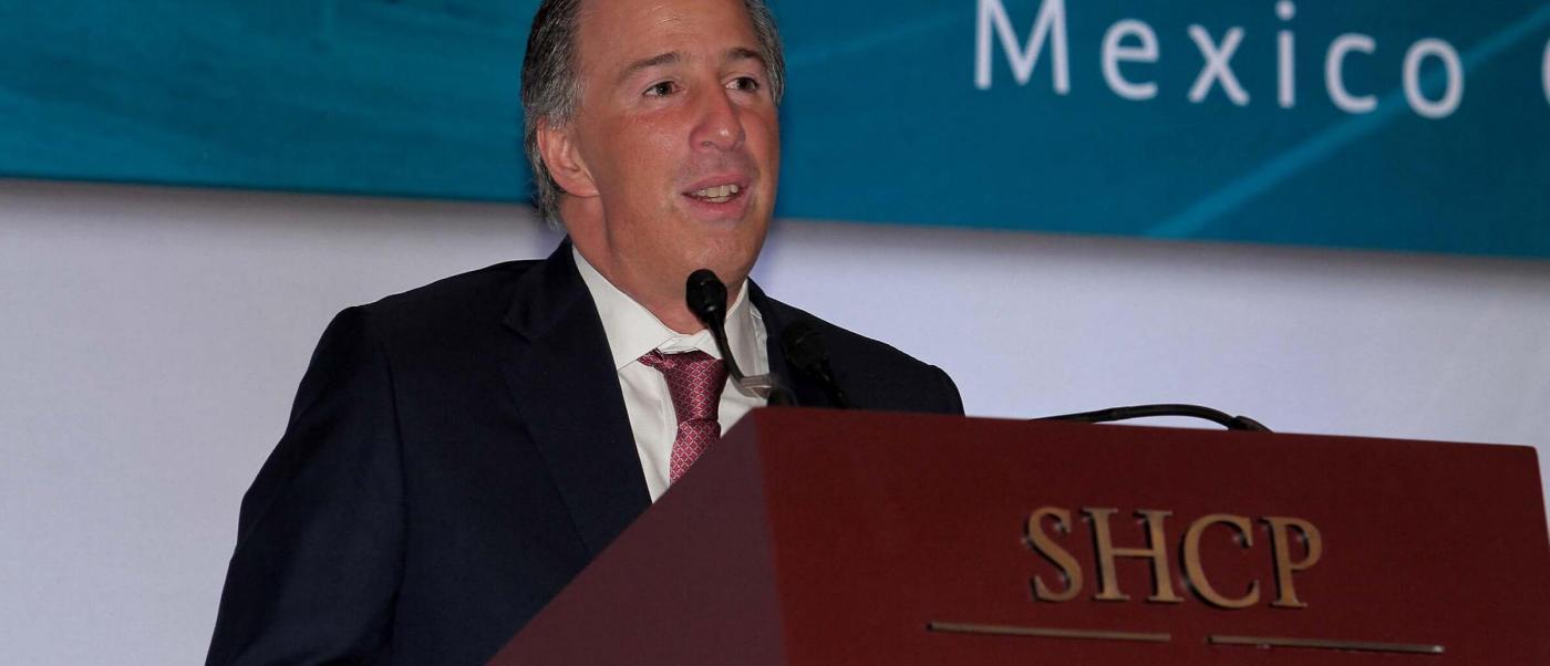 José Antonio Meade, secretario de Hacienda, México, Gobierno Federal,