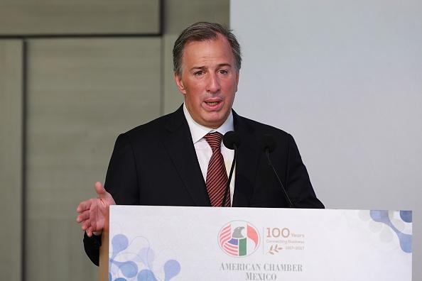 José Antonio Meade Kuribreña, secretario de Hacienda y Crédito Público. (Getty Images)