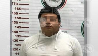 Detienen a presunto traficante de personas en Tlaxcala