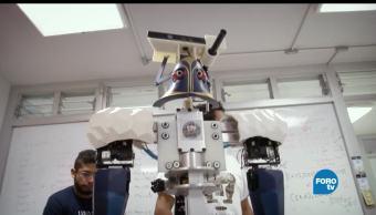 robot, justina, unam, representará, México, Japón