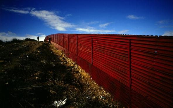 Muro, Trump, frontera, construcción, México, migrantes,