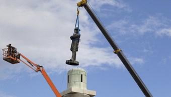 Racismo, guerra, estatua, Robert, Confederación, Nueva Orleans,