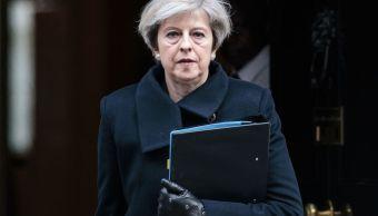 Theresa May, ministra, terrorismo, Manchester, concierto, muertos,