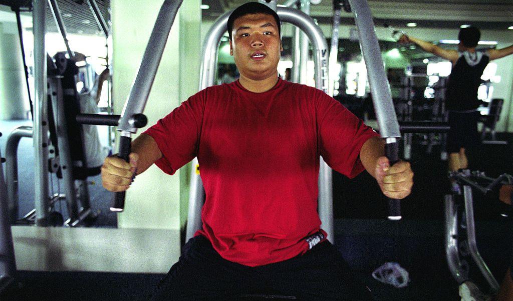 China, salud, obesidad, financiera, estímulos, gordos,