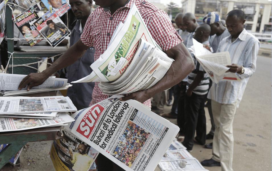 Ninas secuestradas en Nigeria por Boko Haram
