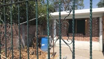 Laboratorio clandestino, San Francisco del Rincón, Guanajuato, seguridad, narcotráfico, PGJ