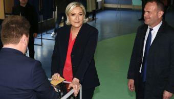 Elecciones, francia, marine le pen, candidata, segunda vuelta, comicios