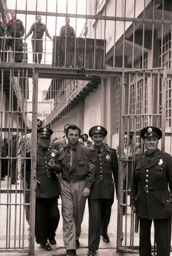 Presos, cárcel, reos, Palacio de Lecumberri, Lecumberri