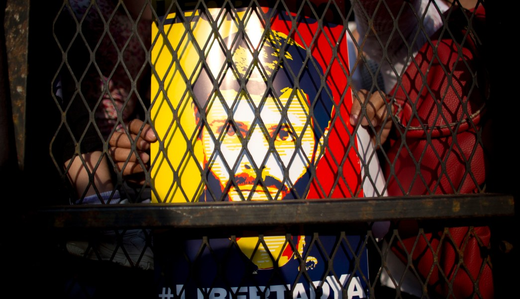 Leopoldo López, opositor, Venezuela, Lilian tintori, prisión, política