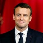 El presidente francés Emmanuel Macron Reuters)