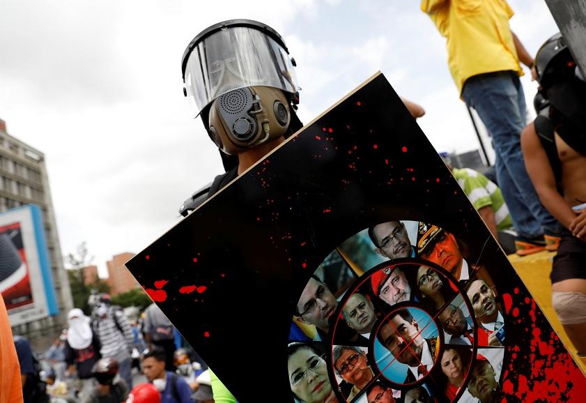 Fiscal venezolana califica como retroceso el aval del Supremo a Constituyente
