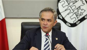 Mancera Banxico oponerse propuesta salario mínimo