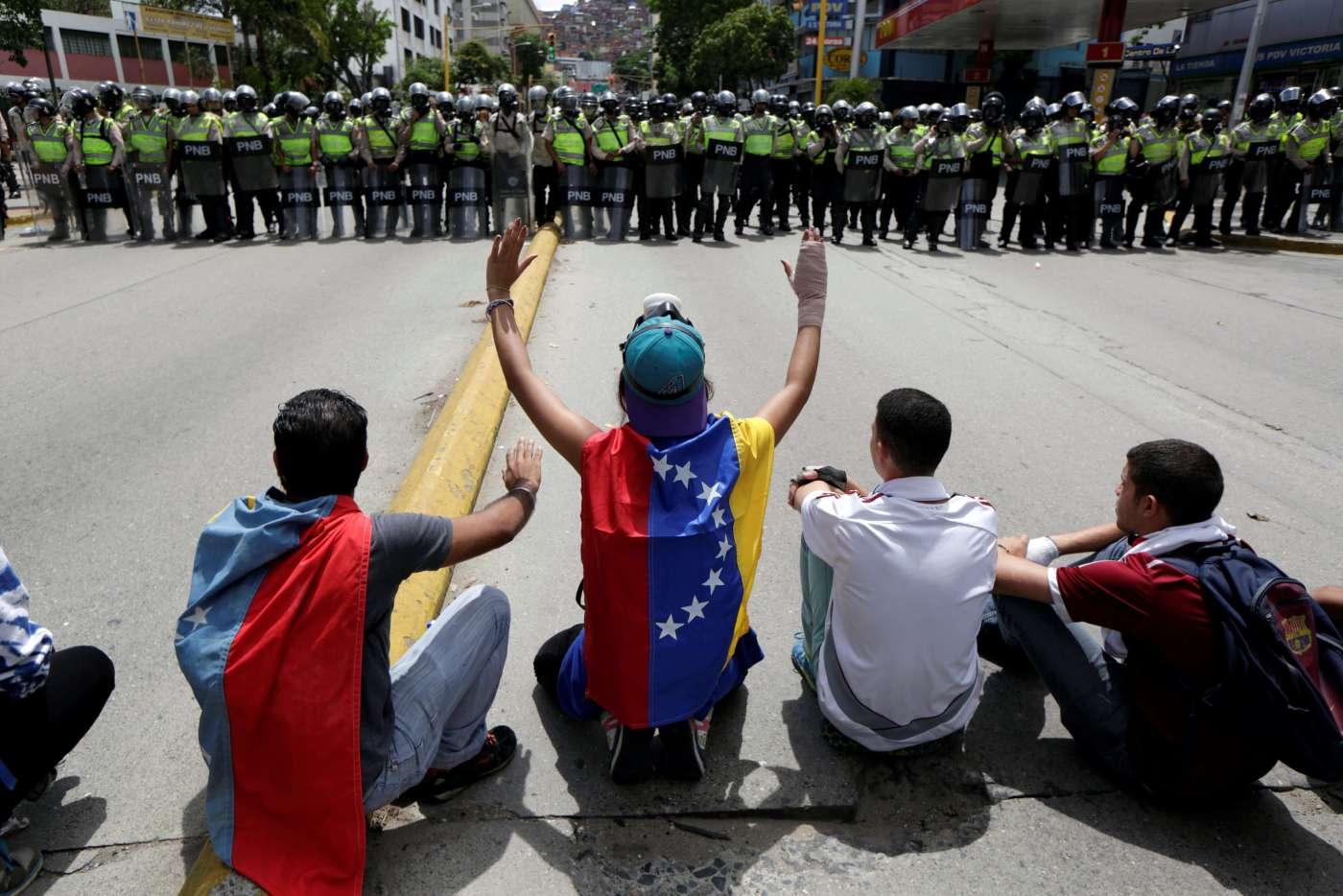 Caracas, Venezuela, Asamblea Constituyente, Maduro, protestas, oposición,