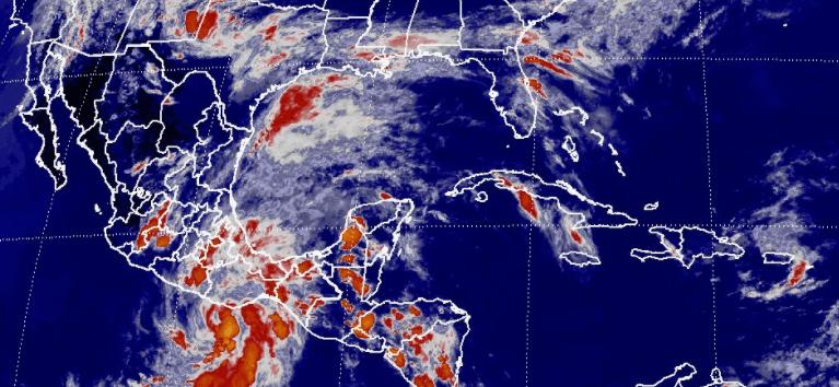 Tormenta Tropical 2-E, El clima, Lluvias, Oaxaca, Clima,