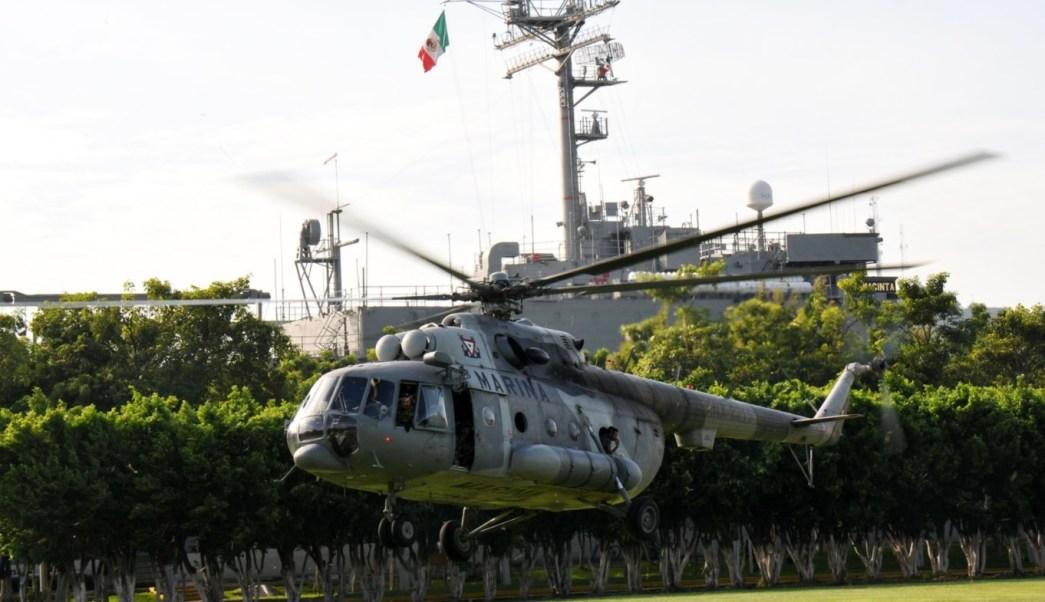 La Semar podrá operar en costas y recintos portuarios ejerciendo funciones ante la comisión de un delito. (Twiter: @SEMAR_mx/Archivo)