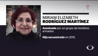 Matan, Tamaulipas, activista, Miriam Rodríguez, Grupo Armado, asesina activista