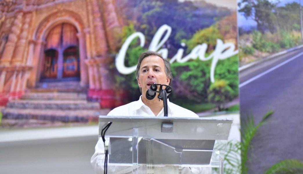 secretario de hacienda, José Antonio Meade, SHCP, Chiapas, robo de combustible