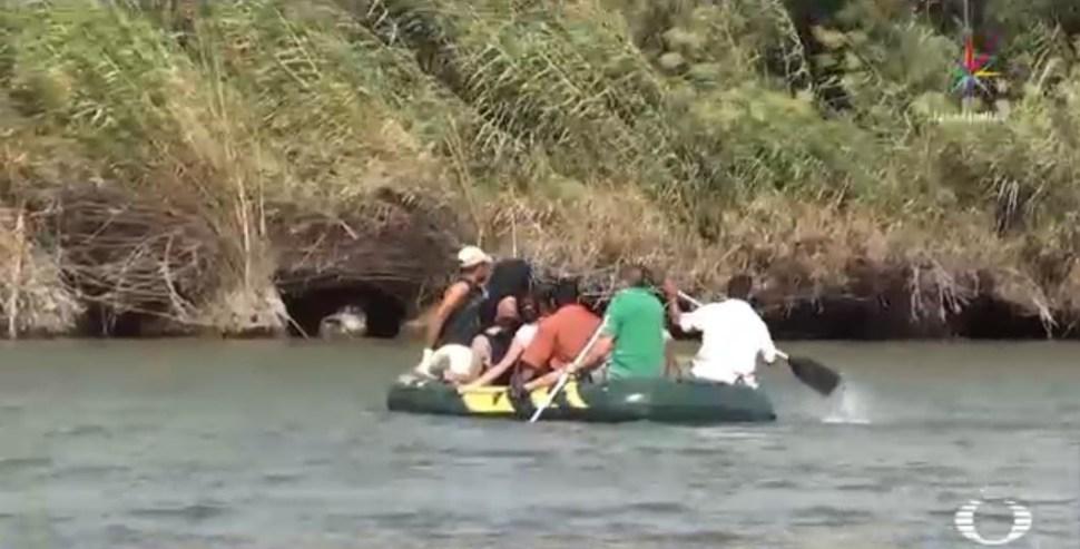 Migrantes se enfrentan a grandes peligros al cruzar a Estados Unidos
