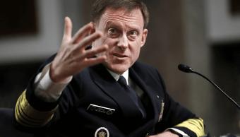 Mike Rogers director de la Agencia de Seguridad Nacional de EU