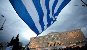 Grecia, crisis, economía, protestas, impuestos, pensiones, parlamento,