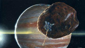 mision espacial juno orbita planeta jupiter