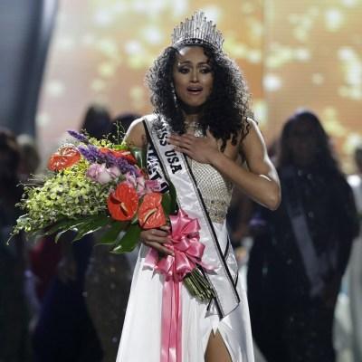 Científica del gobierno de Trump, coronada Miss USA