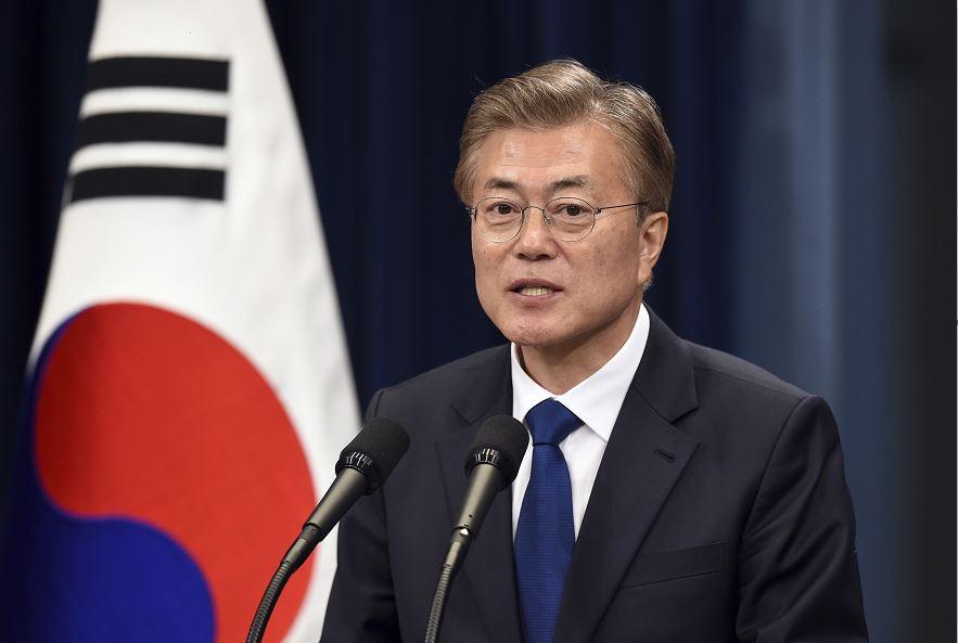 Moon Jae in, corea del sur, política, corea del norte, elecciones, coreas