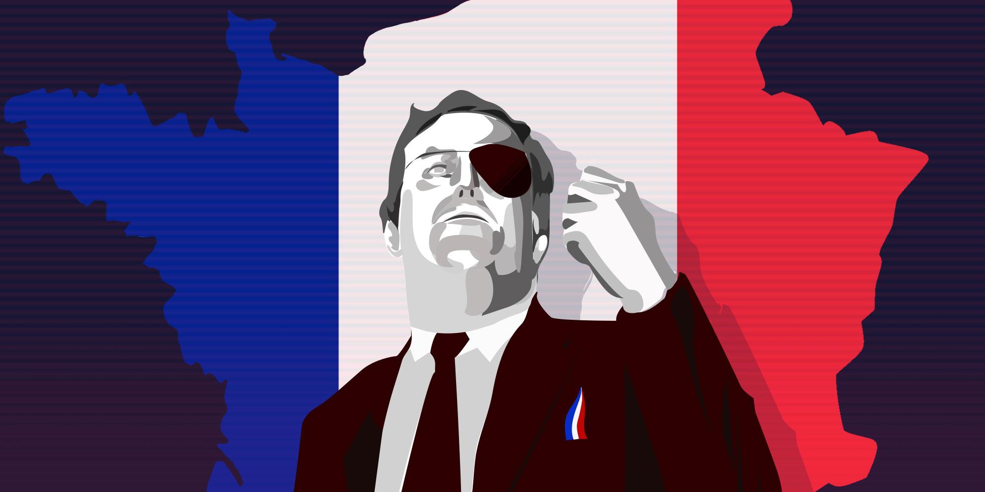 La historia del Frente Nacional en Francia y la familia Le Pen