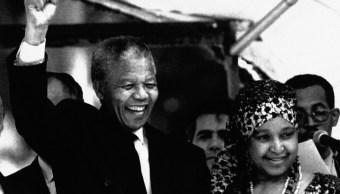 Nelson Mandela hombre odio abrazos 1
