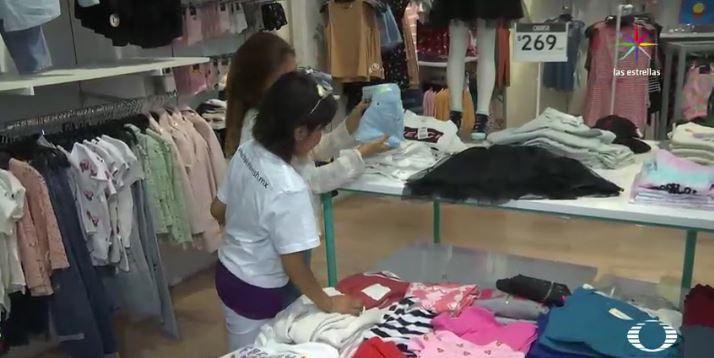 Niñas se van de día de compras en la CDMX