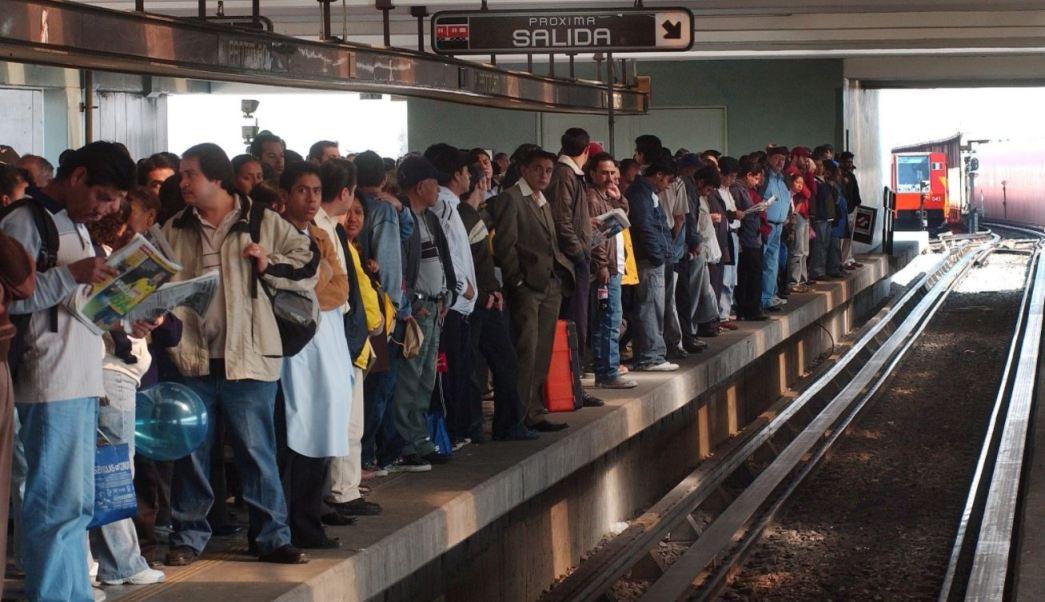 Metro,servicio, lineas, fallas, lluvias, mantenimiento