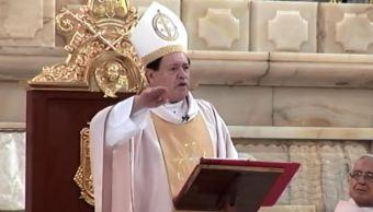 Iglesia perdona a agresor de sacerdote pero exige justicia: Norberto Rivera