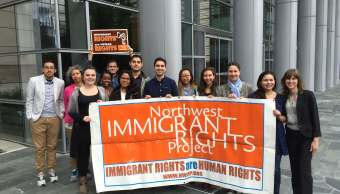 Migrantes, juez, Trump, Estados Unidos, activista, justicia,