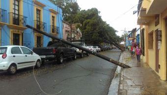 Lluvias, Bomberos, Seguridad publica, Oaxaca, Noticias, Estados